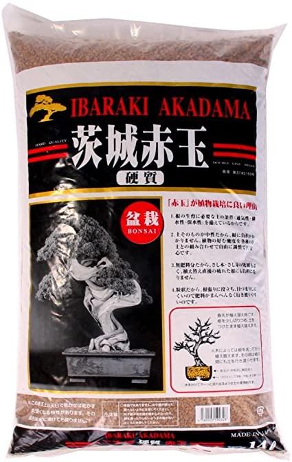 Akadama IBARAKI grano SHOHIN 14L