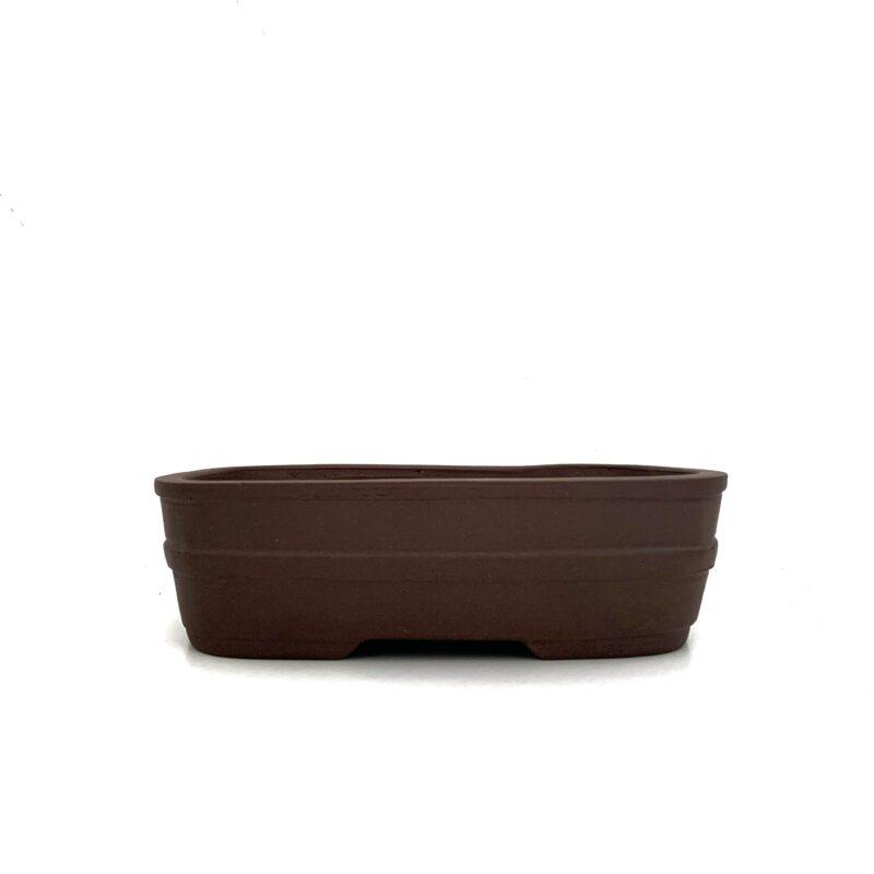Maceta de bonsai yixing sin esmaltar
